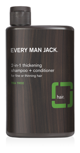 EMJ 2-in-1 Shampoo Tea Tree 400ml