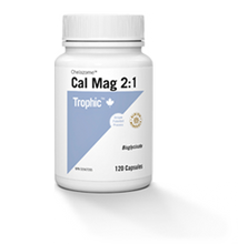 Load image into Gallery viewer, Trophic Cal-Mag 2:1 Chelazome 240 capsules