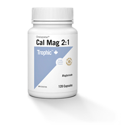 Trophic Cal-Mag 2:1 Chelazome 240 capsules
