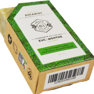 Crate61 Eucamint Soap 110g