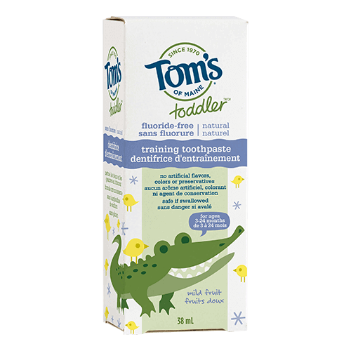 Toddler Training Toothpaste 38 ml