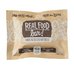 Made with Local Real Food Bar Coconut in the Dark 53g