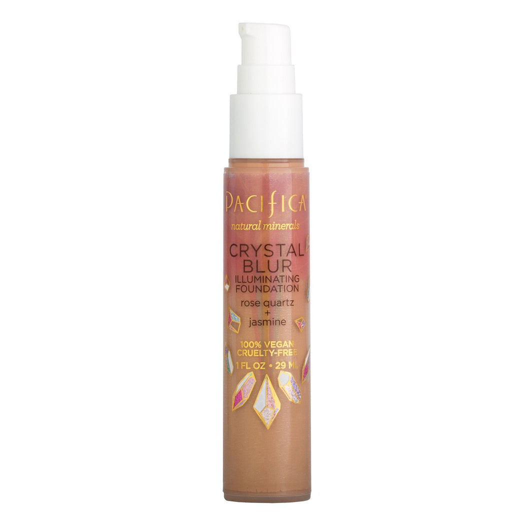 Pacifica Crystal Foundation Tan Neutral 28g