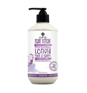 Alaffia Baby Lotion Lemon Lavender 475ml
