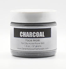 Load image into Gallery viewer, FACE MASK (Powder) - CHARCOAL