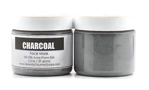 FACE MASK (Powder) - CHARCOAL