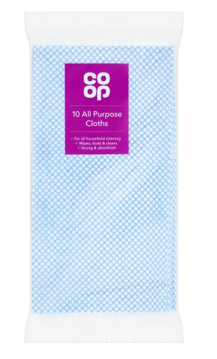 All Purpose Cleaning Cloths