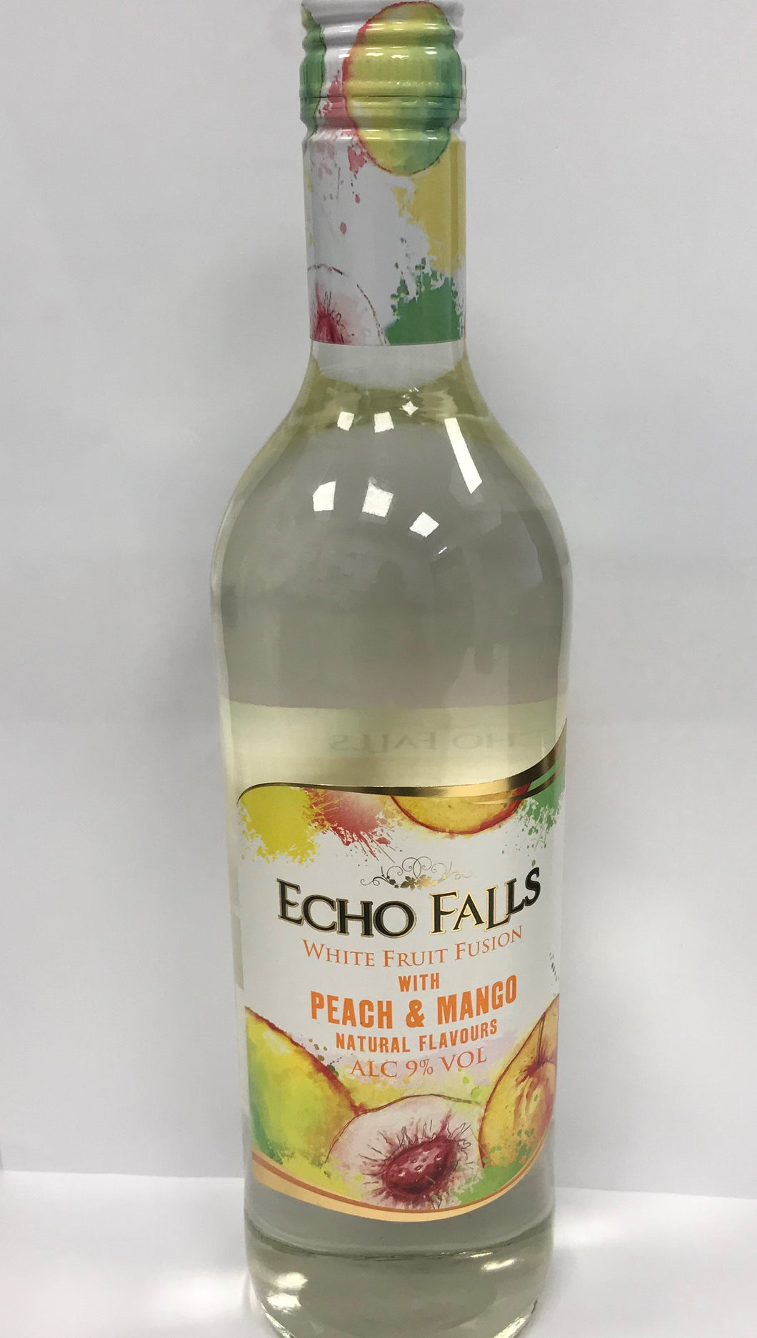 Echo Falls Peach and Mango 75cl