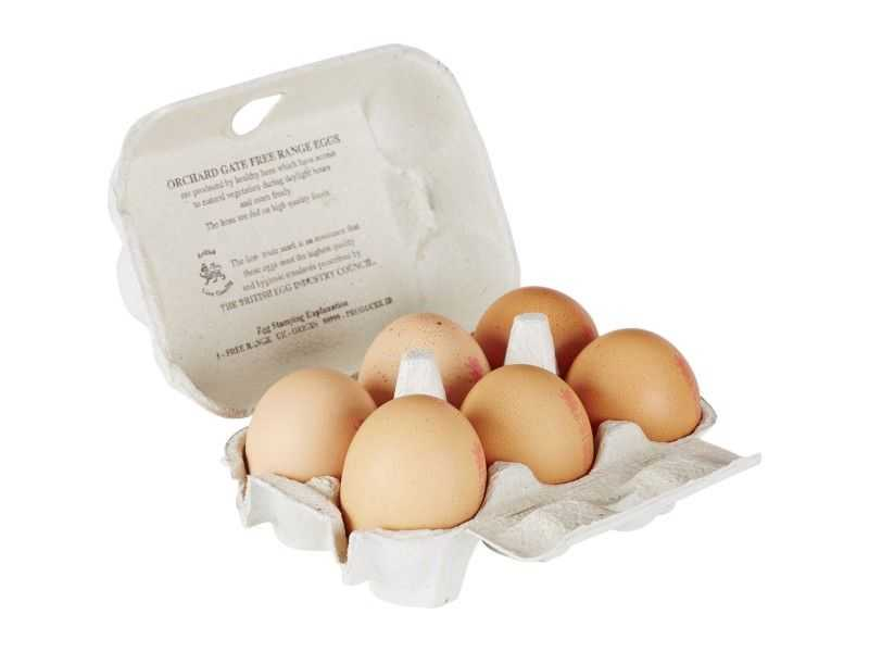 Co Op Eggs (6 pack)