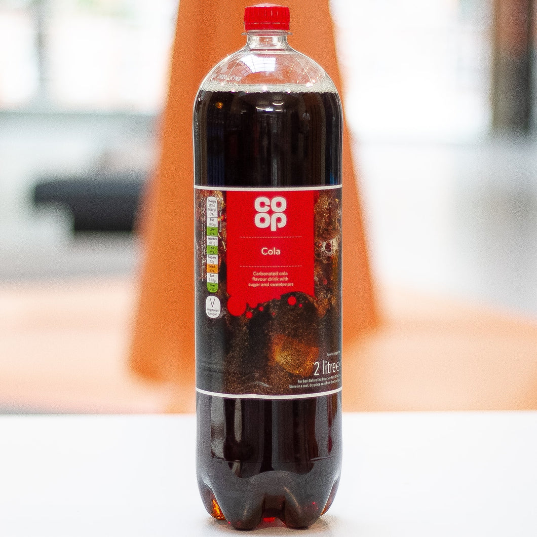 Co Op Cola 2 Litre