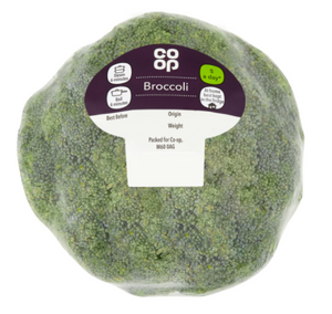 Co Op Broccoli 335g