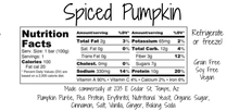 Load image into Gallery viewer, Spiced Pumpkin Bars