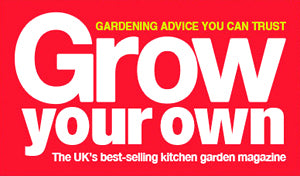 Grow Your Own Magazine Logo