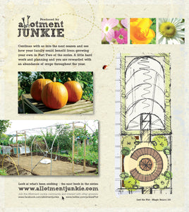 Lost the Plot - eBook: Allotment Book, Allotment Guide, 'Grow your Own' and Allotmenteering by Allotment Junkie®