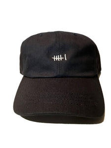 "Locals Only ""6"" Hat, Black"