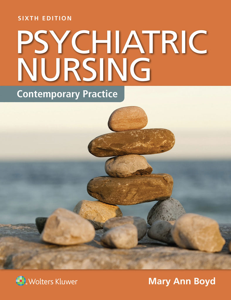 Psychiatric Nursing (Enhanced Updated 6th Edition)              Contemporary Practice | Zookal Textbooks | Zookal Textbooks