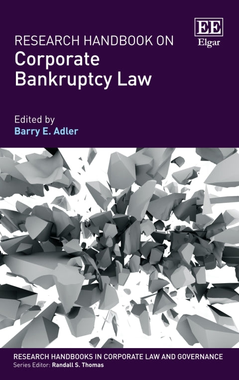 Research Handbook on Corporate Bankruptcy Law | Zookal Textbooks | Zookal Textbooks