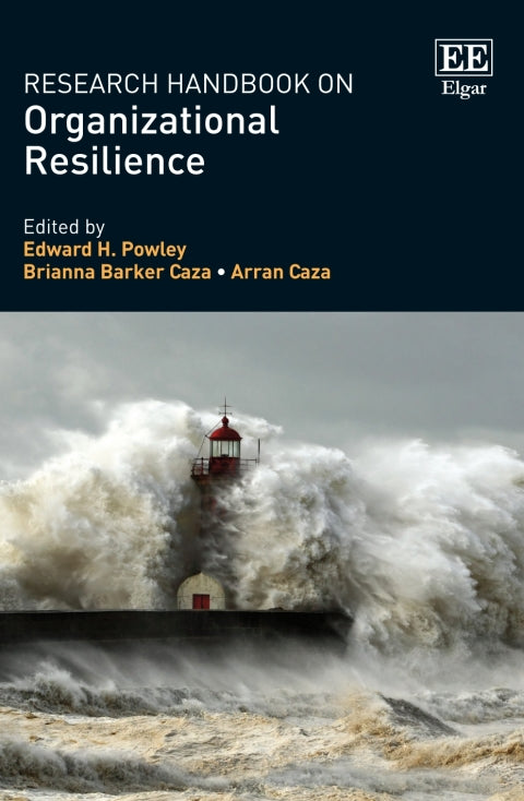 Research Handbook on Organizational Resilience | Zookal Textbooks | Zookal Textbooks