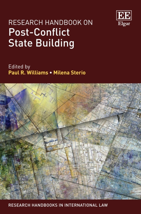 Research Handbook on Post-Conflict State Building | Zookal Textbooks | Zookal Textbooks