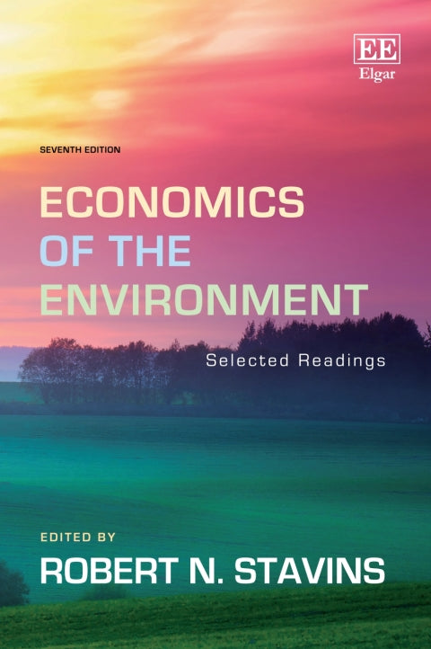 Economics of the Environment | Zookal Textbooks | Zookal Textbooks