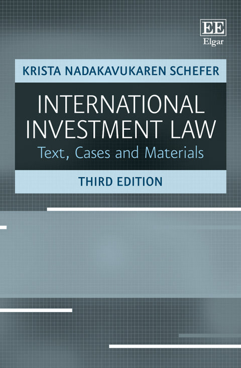 International Investment Law | Zookal Textbooks | Zookal Textbooks