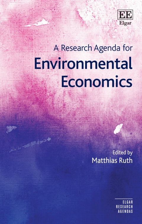 A Research Agenda for Environmental Economics | Zookal Textbooks | Zookal Textbooks