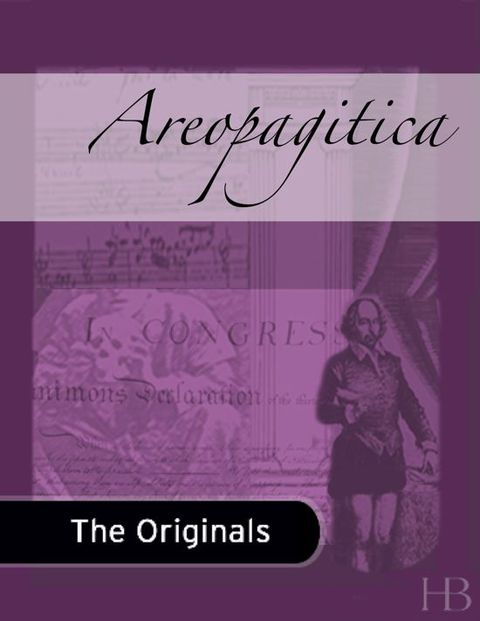 Areopagitica | Zookal Textbooks | Zookal Textbooks