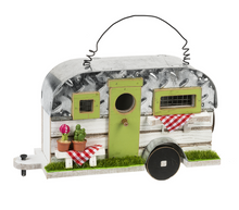 Load image into Gallery viewer, Birdhouse Camper
