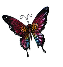 Load image into Gallery viewer, Butterfly Metal Wall Decor