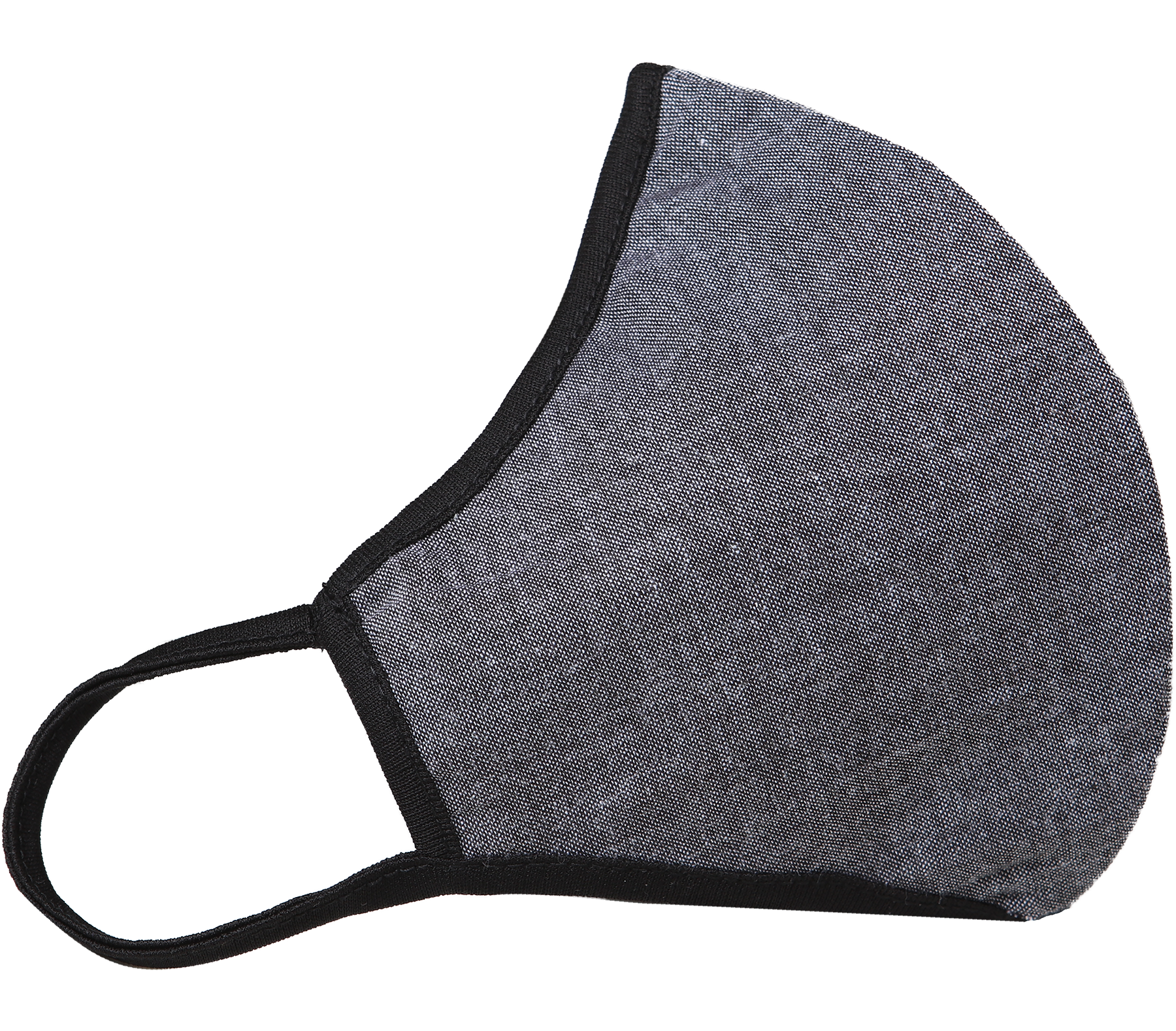INMASK SAVIOUR CURVE - GREY CHAMBRAY