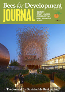 Bees for Development Journal Issue 115, June 2015 (Digital Download PDF)