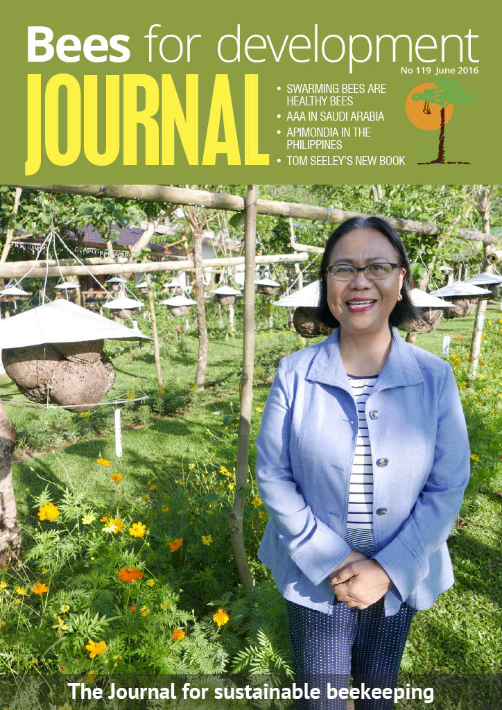 Bees for Development Journal Issue 119, June 2016 (Digital Download PDF)