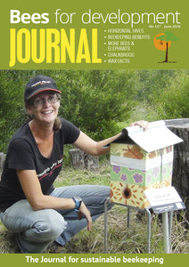 Bees for Development Journal Issue 127, June 2018 (Digital Download PDF)