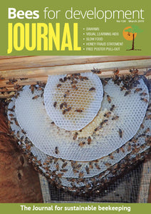 Bees for Development Journal Issue 130, March 2019 (Digital Download PDF)