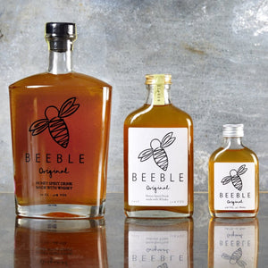 Beeble Honey Spirit Drink made with Whisky