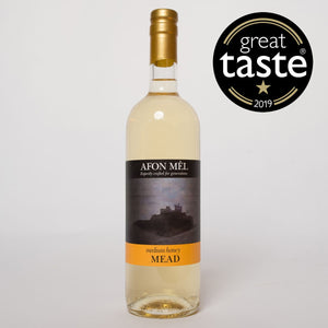 Afon Mêl Medium Honey Mead