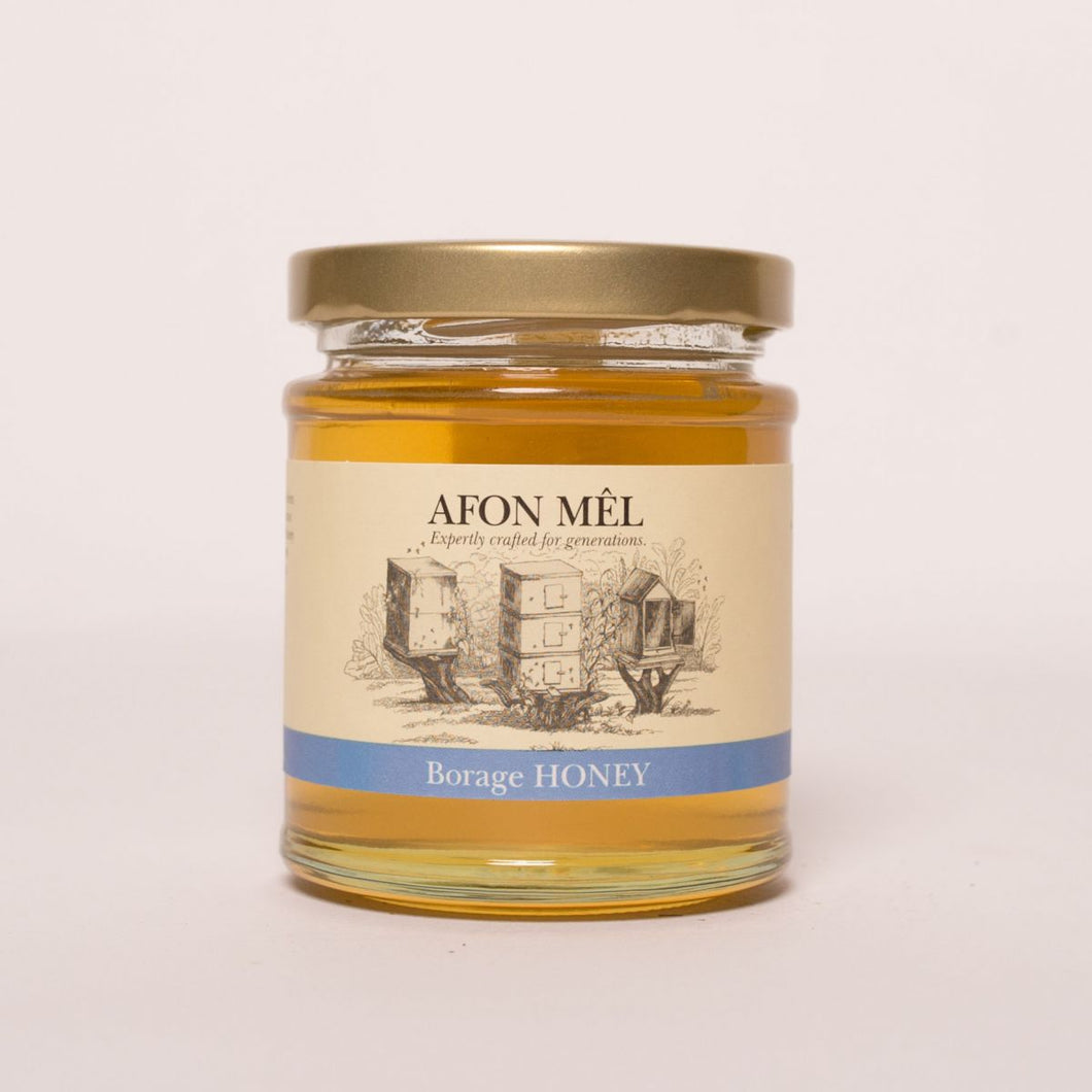 Borage honey - Afon Mel