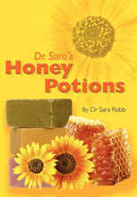 Load image into Gallery viewer, Dr Sara's honey potions - Robb