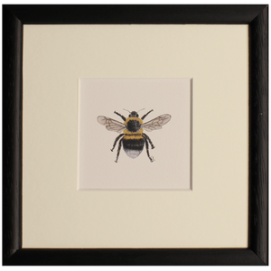 Bee print - Claire Vaughan Designs