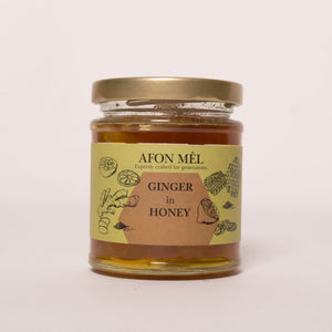 Afon Mêl Ginger in Honey