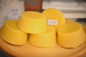 Ugandan Beeswax - 60g blocks