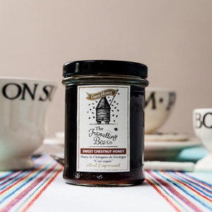 Sweet chestnut honey - The Travelling Bee Company