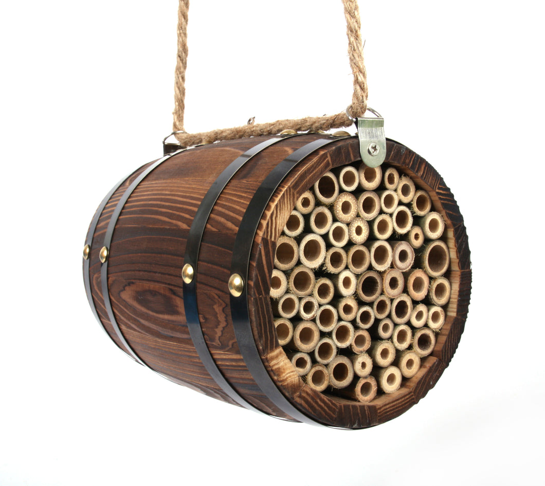 Bee-Barrel for Solitary Bees