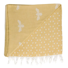 Load image into Gallery viewer, Bees Hammam Towel - Sophie Allport