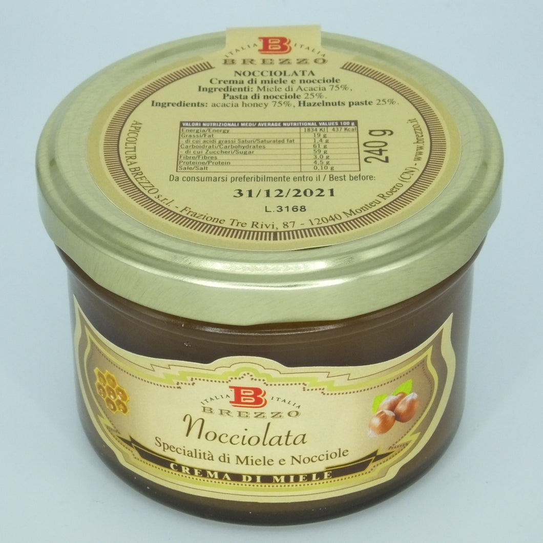 Nocciolata - Honey & Hazelnut Spread