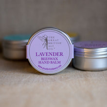 Load image into Gallery viewer, The Great British Bee Co. Hand Balms (50g) Various Fragrances