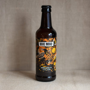 """Hive Mind"" Honey Citra IPA - Wye Valley Meadery"