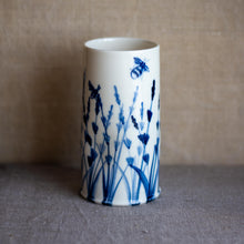 Load image into Gallery viewer, Hand painted porcelain beaker - Mia Sarosi