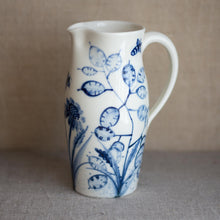 Load image into Gallery viewer, Hand painted porcelain jug - Mia Sarosi