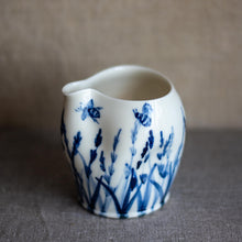 Load image into Gallery viewer, Hand painted porcelain pourer - Mia Sarosi